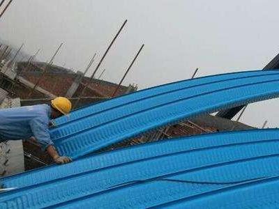 「沈阳钢结构」沈阳屋面钢结构安装施工